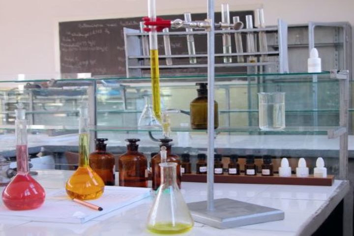 Vaish Public School-Chemsitry Lab