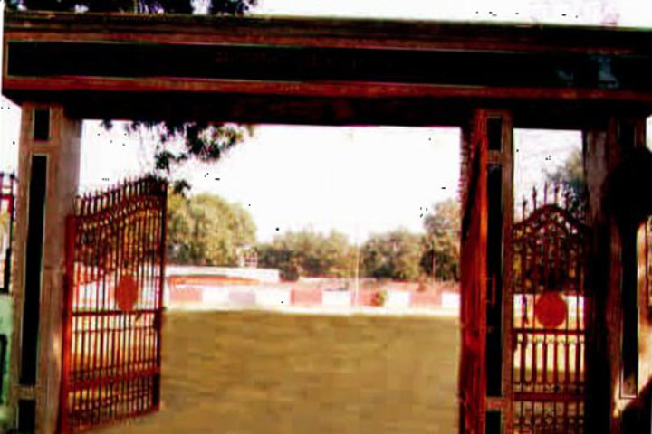 Vaish Public School-School Front View