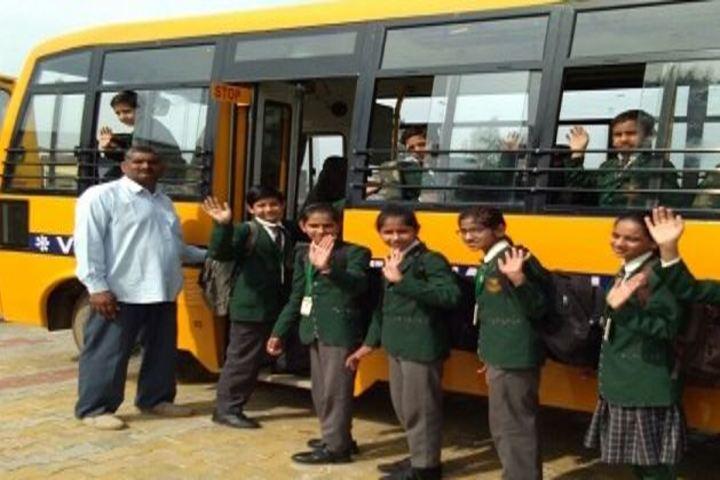 Vedanta International School-Transport