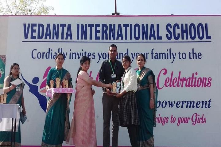 Vedanta International School-Achievements