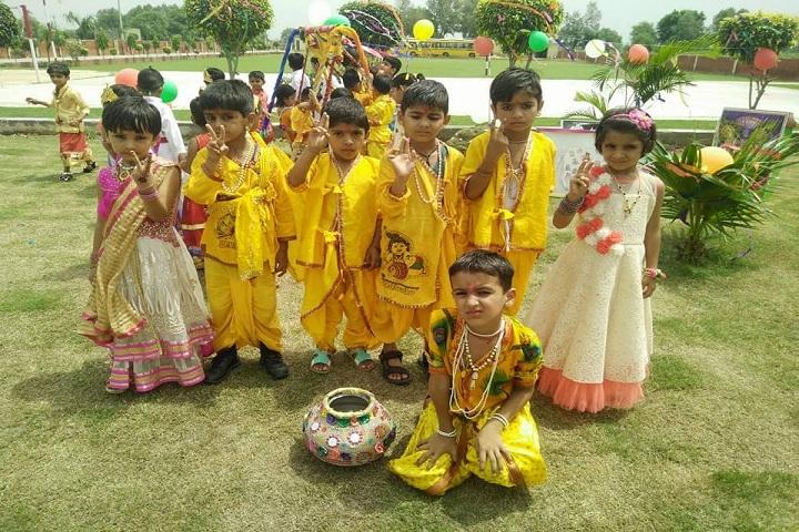 Vedanta International School-Janmasthami celebrations