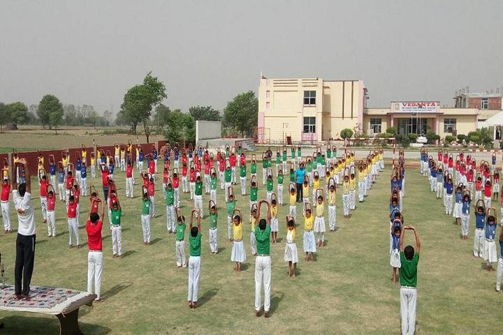 Vedanta International School-Yoga