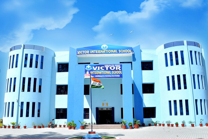 Victor International School-Campus