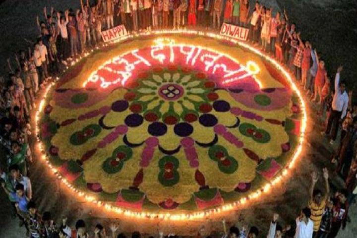 Victor International School-Diwali Celebrations