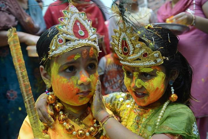 Victor International School-Holi Celebrations