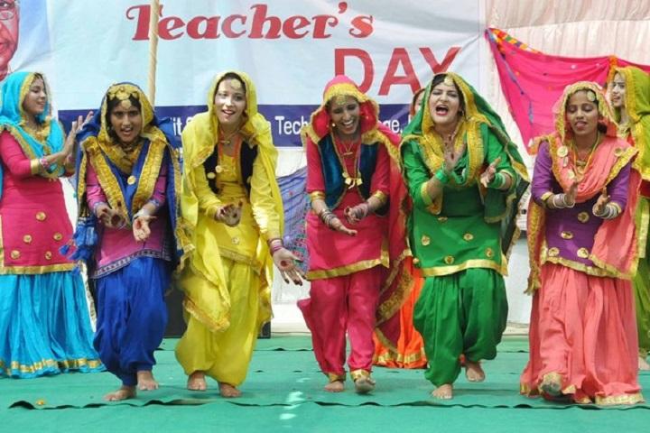 Victor International School-Teachers day celebrations