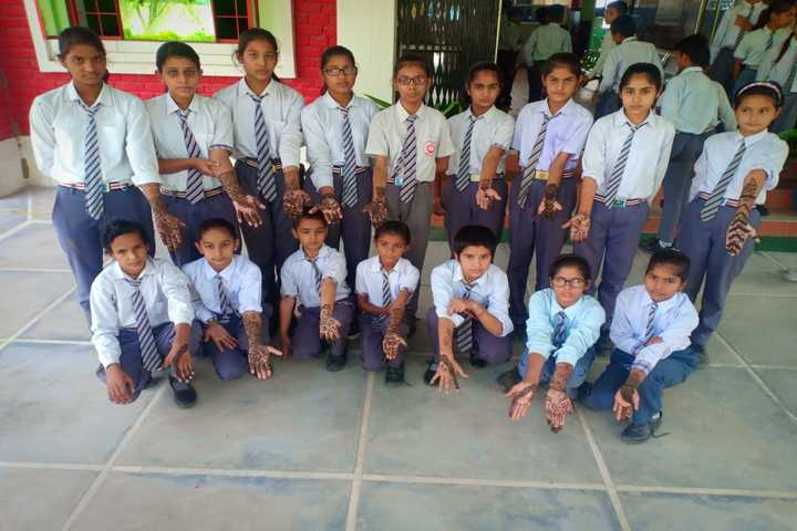 Vidhya Bharti Day Boarding Public School-Students