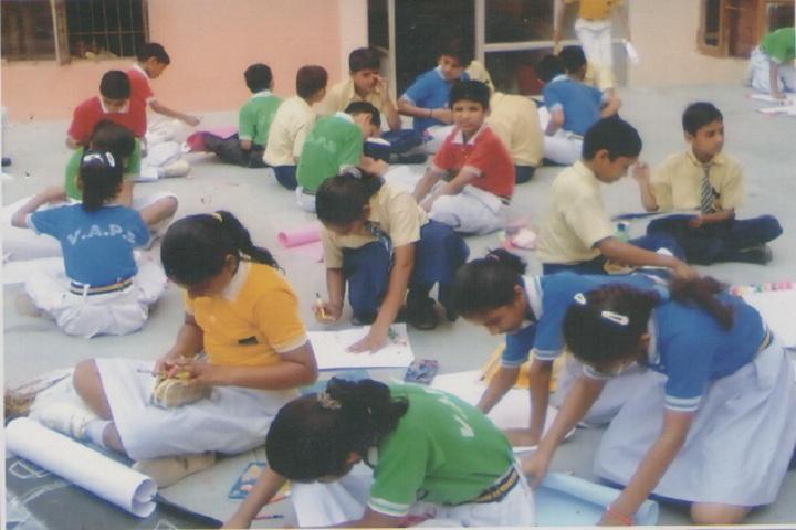 Vidya Anand Public School-Activities