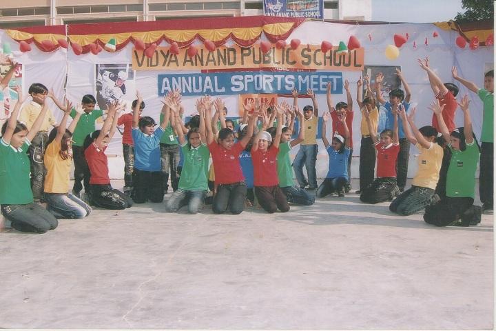 Vidya Anand Public School-Annual Sports Meet