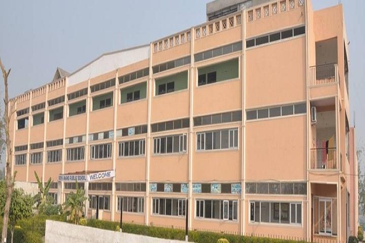 Vidya Anand Public School-Campus View