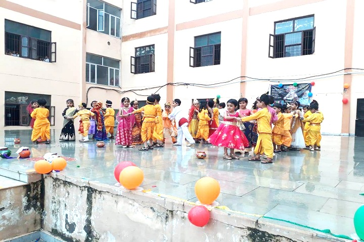 Vidya Anand Public School-Janmasthami Celebrations