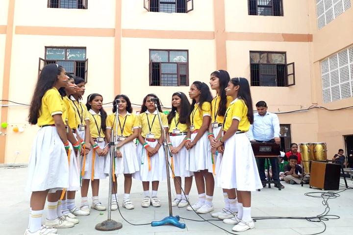 Vidya Anand Public School-Republic day