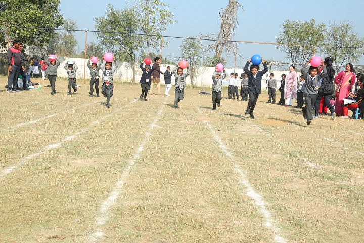Vidya Anand Public School-Sports