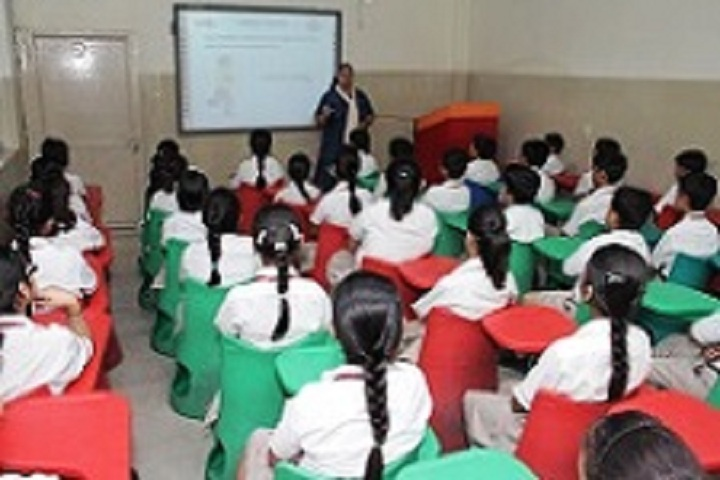 Vidya Mandir Public School-Classroom