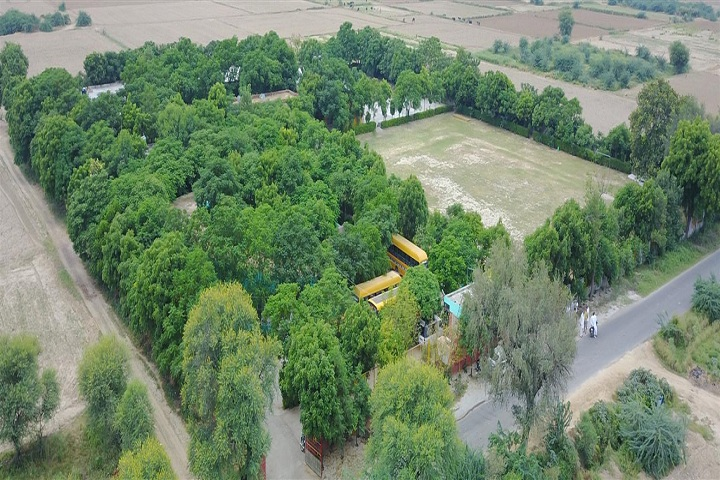 Vidyantriksh Senior Secondary School-Campus view