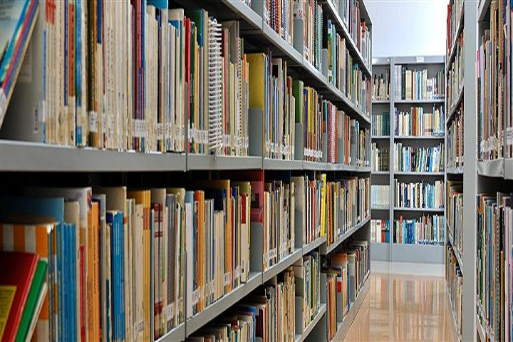 Vidyantriksh Senior Secondary School-Library
