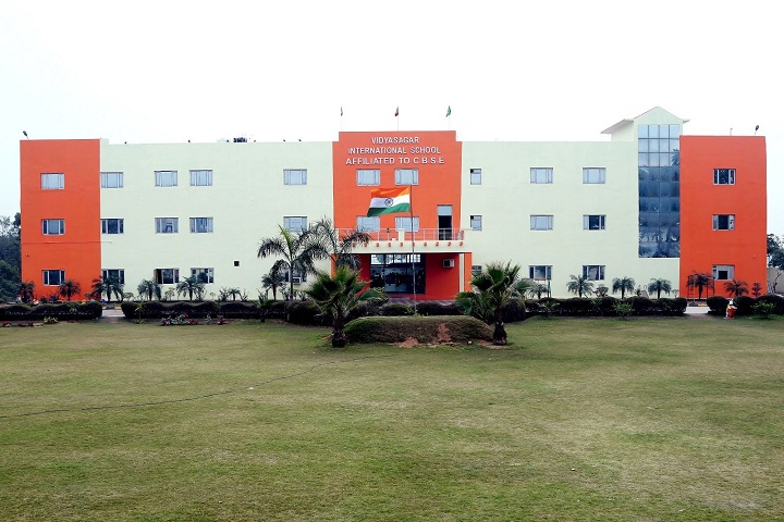Vidyasagar International School-Campus view