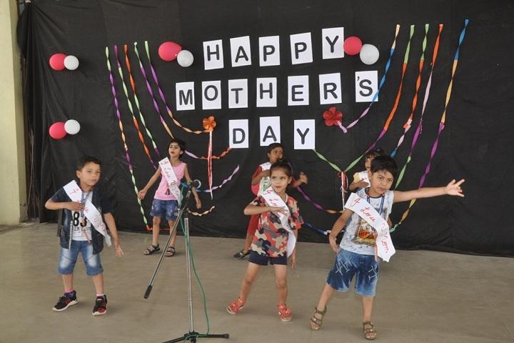 Vidyasagar International School-Mothers day