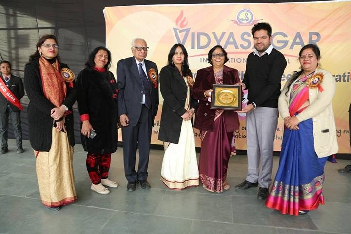 Vidyasagar International School-Rally-Achievement