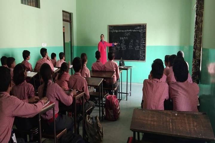 Vidyasagar International School-Rally-Classroom
