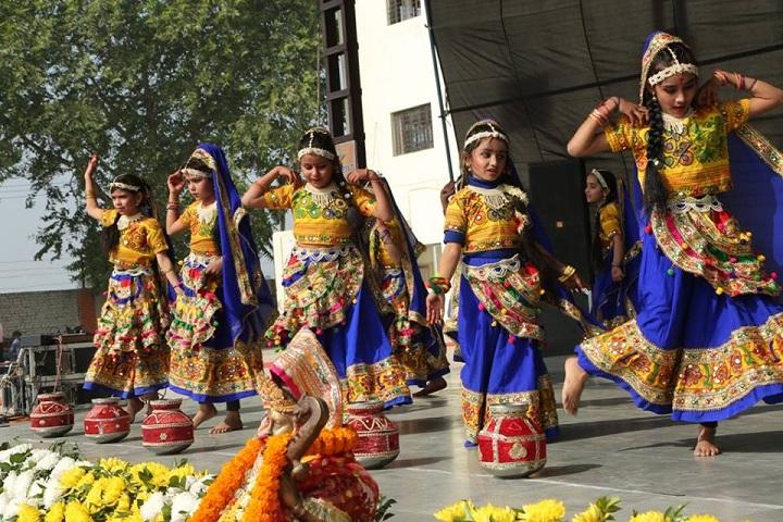 Vidyasagar International School-Rally-Cultural Event