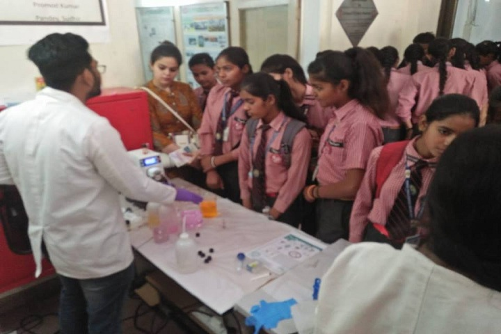Vidyasagar International School-Rally-Health Checkup