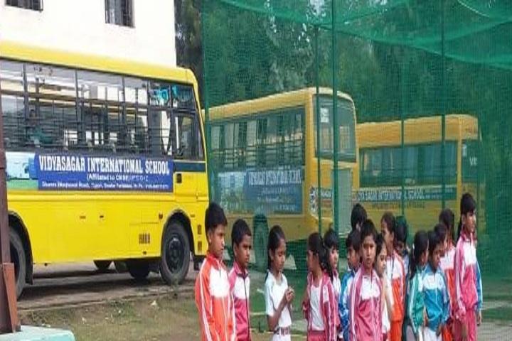 Vidyasagar International School-Rally-Transport