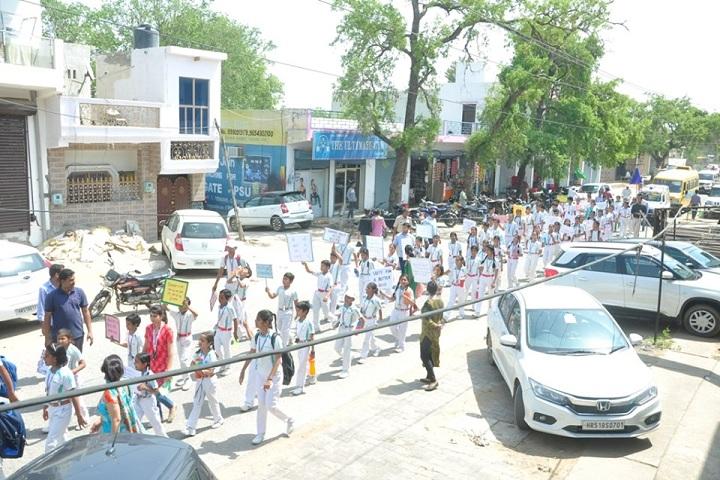 Vidyasagar International School-Rally-Value of Vote