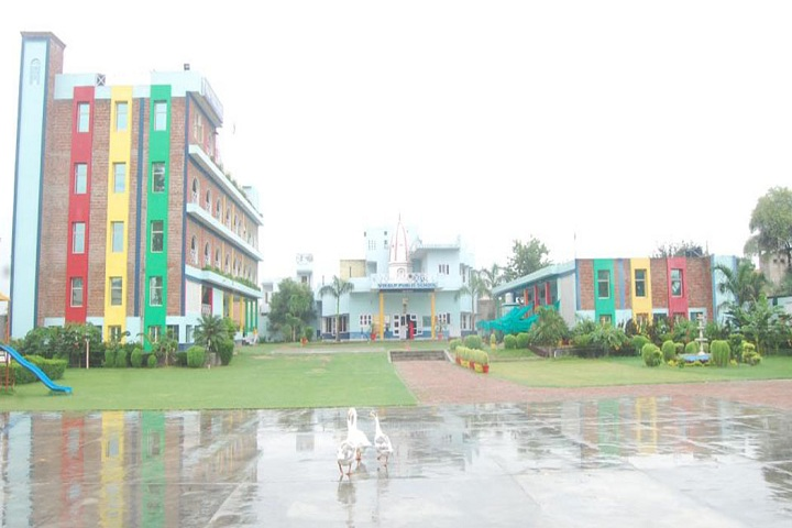 Vikalp Public High School-Campus View