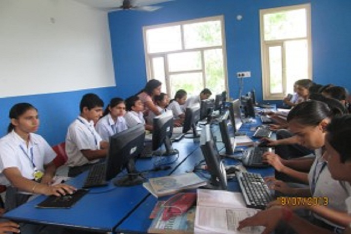 Vikalp Public High School-Computer lab