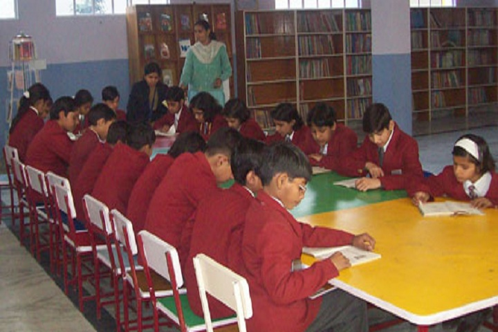 Vikalp Public High School-Library