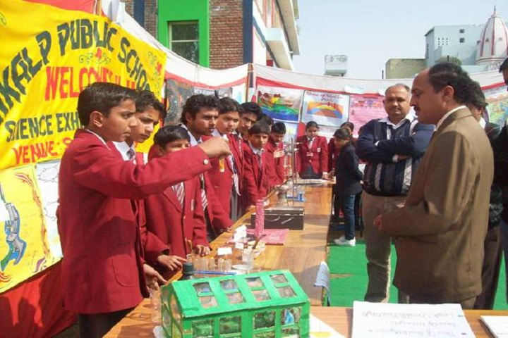Vikalp Public High School-Science Exhibition