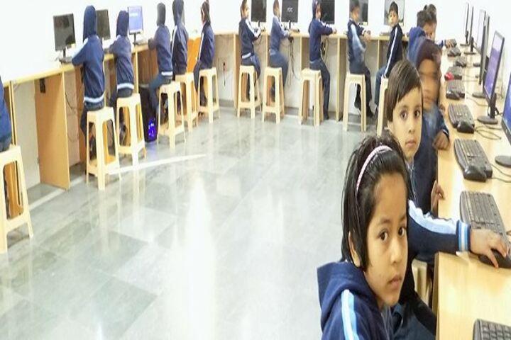 Vikas International School-Computer Lab