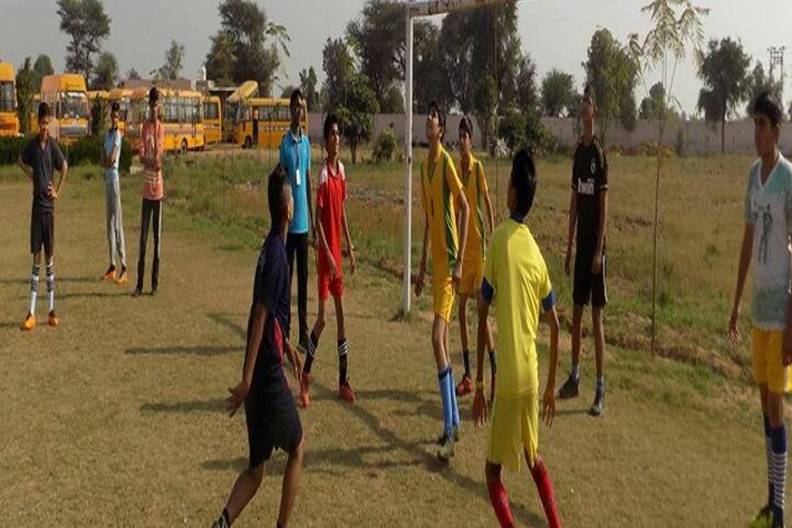 Vikas International School-Sports