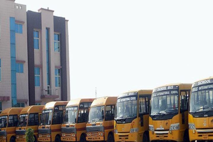 Vikas International School-Transport