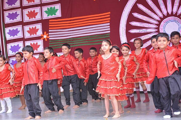 Vimal Hriday Convent School-Dance