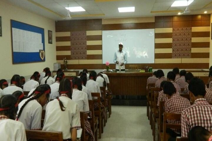 Vimal Hriday Convent School-Digital Classroom