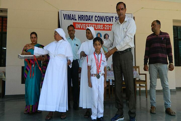 Vimal Hriday Convent School-Event