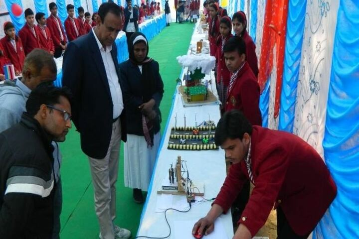 Vimal Hriday Convent School-Exhibition