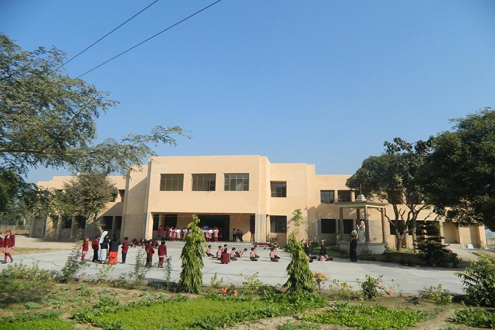 Vimal Hriday Convent School-Campus view