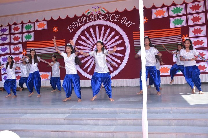 Vimal Hriday Convent School-Independence day