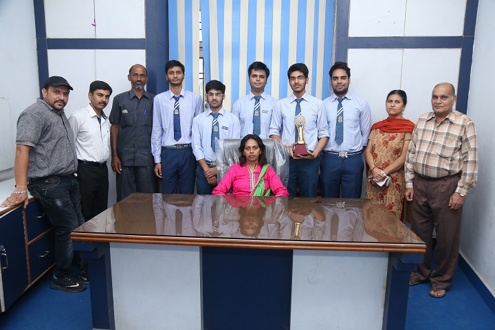 Vishva Bharati Public School-Sports winner