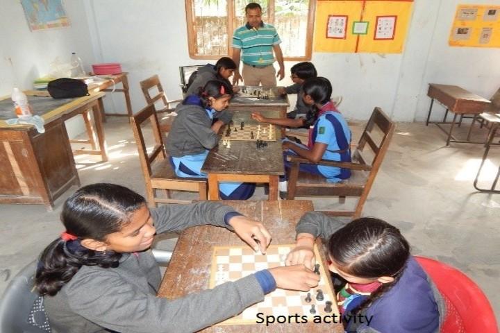 Kendriya Vidyalaya-Indoor Games