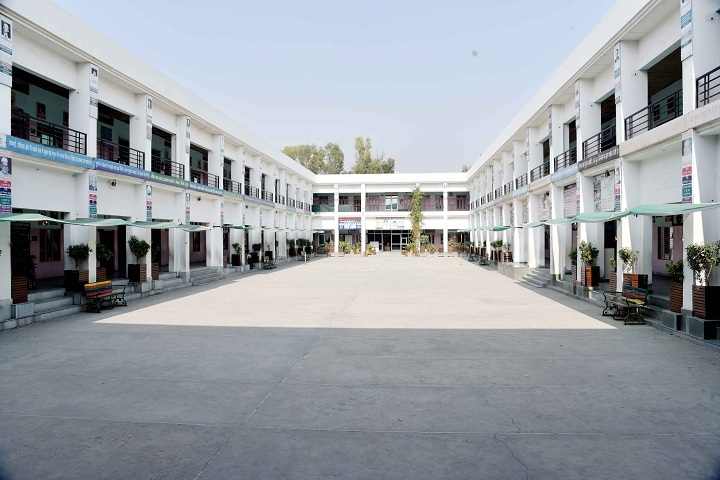 Viveka Nand Bal Mandir Senior Secondary School-Campus View