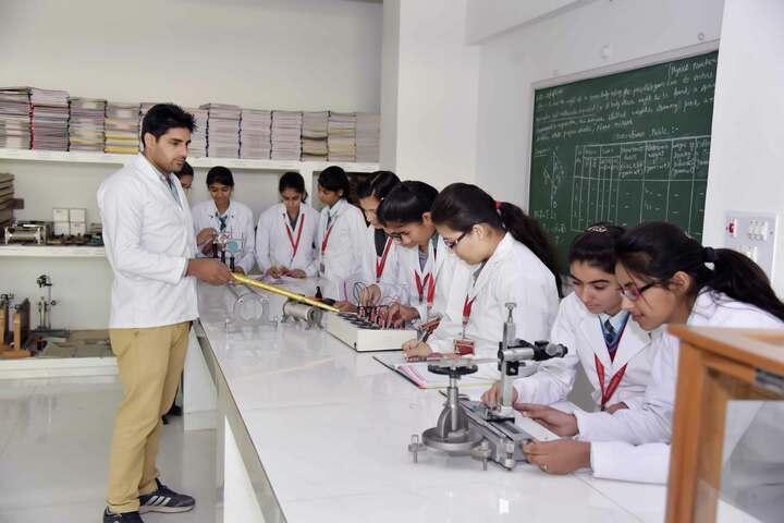 Viveka Nand Bal Mandir Senior Secondary Schoo-Biology Lab