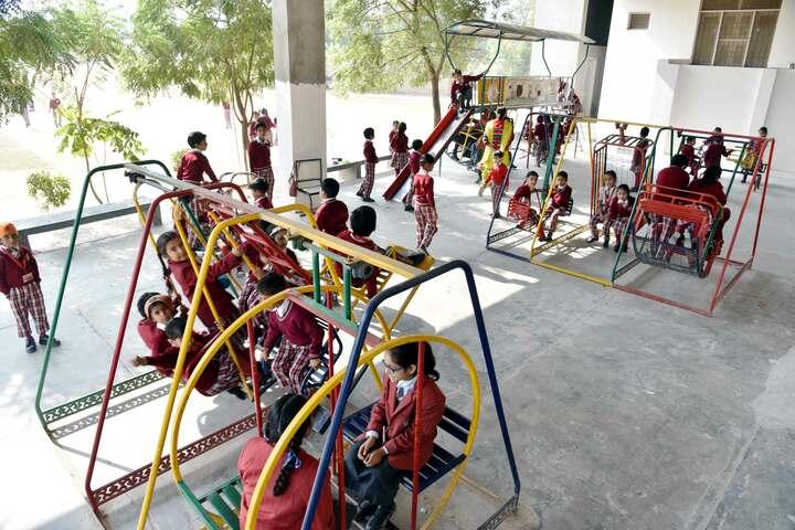 Viveka Nand Bal Mandir Senior Secondary Schoo-Kindergarten Play Area