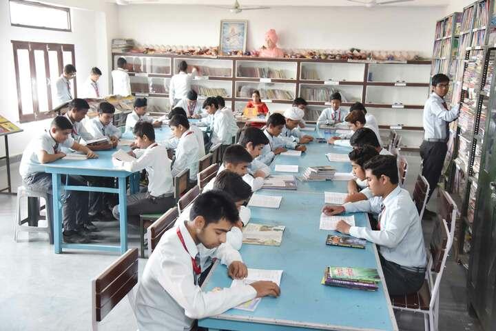 Viveka Nand Bal Mandir Senior Secondary Schoo-Library