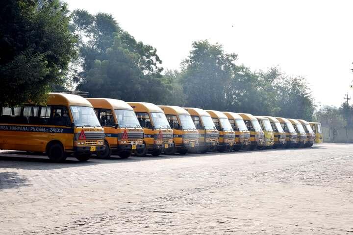 Viveka Nand Bal Mandir Senior Secondary Schoo-Transport