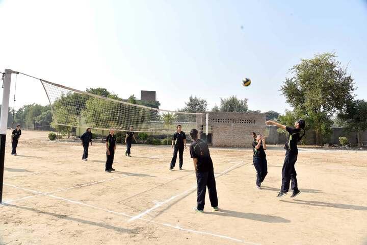 Viveka Nand Bal Mandir Senior Secondary Schoo-Volley Ball Court