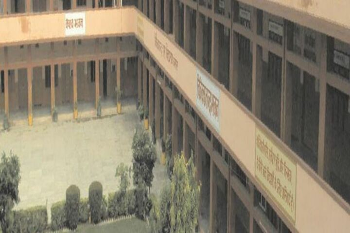 Vivekanand High School-Building
